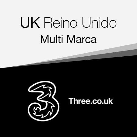 Liberar móvil 3 Hutchison Reino Unido UK