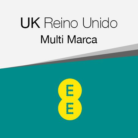 Liberar móvil EE / Orange Reino Unido UK