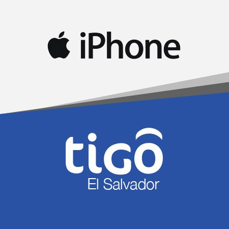 Liberar iPhone Tigo El Salvador